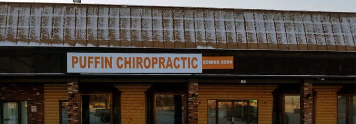 Chiropractic Kenai AK Office Building